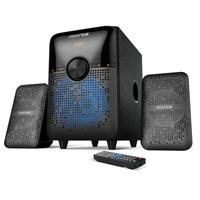 Haut parleurs 2.1 ADVANCE SoundPhonic Light RVB 28W RMS