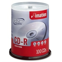IMATION CD-R 700 MB Pack 100 Printable