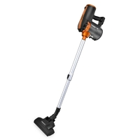 Aspirateur balai 2 en 1 TECHWOOD TAS-655 600W Orange