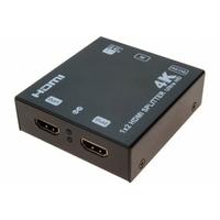 Duplicateur HDMI 2.0 4K 2 ports