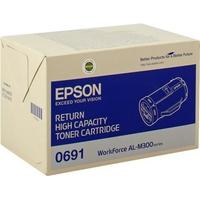 Toner EPSON 0691 Noir HC