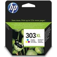 Cartouche d'encre HP 303 XL Tricolore