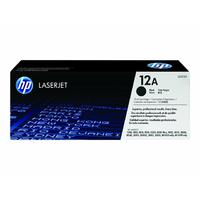 Toner HP 12A Noir