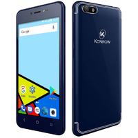 "Smartphone KONROW Easy Feel 5"" 4G Bleu"