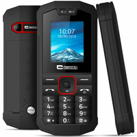 GSM CROSSCALL Spider X1 IP67 Noir