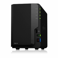 NAS SYNOLOGY DiskStation DS218 2 Baies