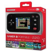 Console de jeux DREAMGEAR Gamer V 220 jeux rétro