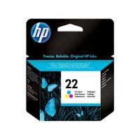 Cartouche d'encre HP 22 trois couleurs