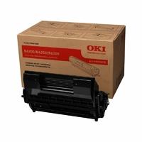 Toner OKI 09004078 Noir