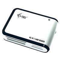 Lecteur de cartes SD multiformats i-TEC USB 2.0