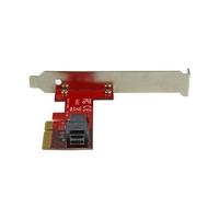 Adaptateur STARTECH PCI-E X4 / SFF-8643 pour SSD U.2 PCIE NVME