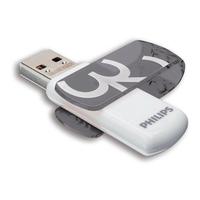 Clé USB 2.0 PHILIPS Vivid Edition 32 Go