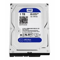 "HDD 3,5"" WESTERN DIGITAL Blue WD10EZEX 1 To"