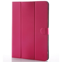 "Etui universel WE CONNECT pour tablette 9 et 10"" Fushia"