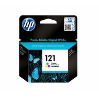 Cartouche d'encre HP 121 Trois couleurs