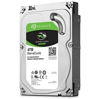 "HDD 3,5"" SEAGATE Barracuda 4 To"