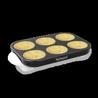 Mini Crêpière & pancakes TECHWOOD TCP-66 1500W