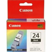Cartouche d'encre CANON BCI-24BK Noir