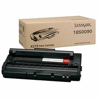 Toner LEXMARK 18S0090 Noir