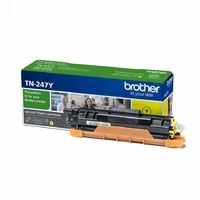 Toner BROTHER TN-247Y Jaune