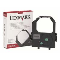 Ruban LEXMARK 11A3540 Noir