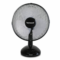 Ventilateur de table TECHWOOD TVE-326 35W Noir
