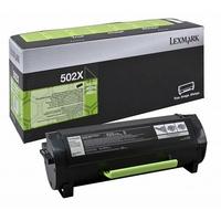 Toner LEXMARK 502XE Noir HC
