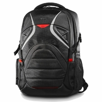"Sac à dos TARGUS Strike 17,3"" Gaming Noir Rouge"