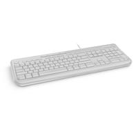 Clavier MICROSOFT Keyboard 600 filaire Blanc