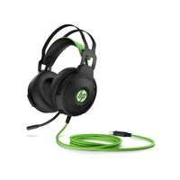 Casque micro HP Gaming Headset 600 Filaire Vert