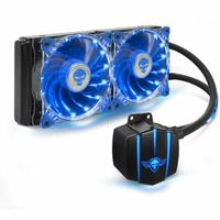 Watercooling SOG LiquidForce 240 LED Bleu