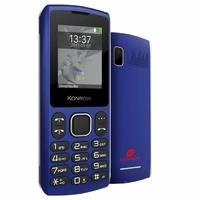 """GSM KONROW Chipo 3 Bleu 1,8"""" 2G"""
