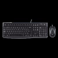 Pack clavier souris LOGITECH MK120 Filaire
