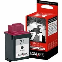 Cartouche d'encre LEXMARK 71 Noir