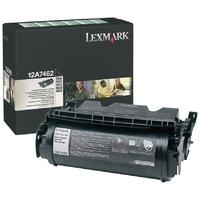 Toner LEXMARK 12A7462 Noir