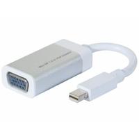 Convertisseur mini DisplayPort Mâle vers VGA Femelle Métal