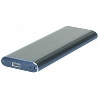 Boîtier externe USB 3.1 Type-C pour SSD M.2 NGFF SATA