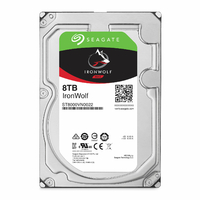 "HDD SEAGATE IronWolf 3,5"" SATA III 8 To"