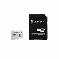 TRANSCEND Micro SDXC 300S 256 Go Classe 10