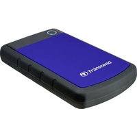 Disque dur externe 2.5 TRANSCEND StoreJet 25H3 4 To Bleu