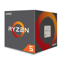 Processeur AMD Ryzen5 2600X Wraith Stealth Edition (AM4)
