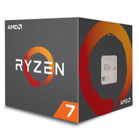 Processeur AMD Ryzen7 2700 (AM4)