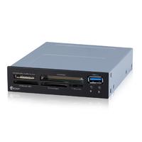 """Lecteur de cartes interne 3,5"""" HEDEN Micro SD et USB 3.0"""
