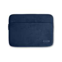 "Housse PORT DESIGNS Milano Sleeve 14"" Bleue"