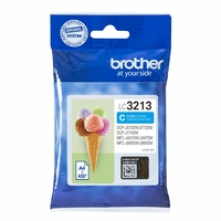Cartouche d'encre BROTHER LC3213C Cyan
