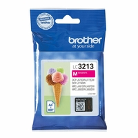 Cartouche d'encre BROTHER LC3213M Magenta