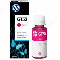 Bouteille d'encre HP GT52 Magenta