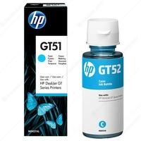 Bouteille d'encre HP GT52 Cyan