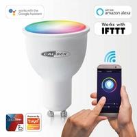 Ampoule LED connectée CALIBER HWL5101
