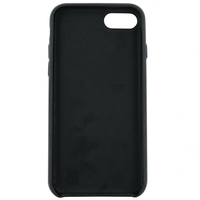 Coque en cuir MOOOV pour iPhone 6+ et 6S+ Noire